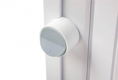 Porta Sanfonada Easy Lock Branca 60cm