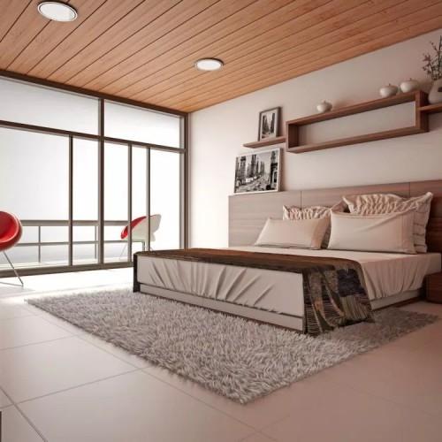 Forro Decor Nogueira (6m) - Total: 12m² | R$ 45,88/m²
